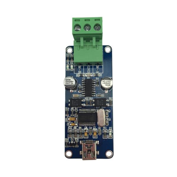 Freeshipping New micro controller development board STM32 minimum system intelligent control board USB to M-BUS slave module