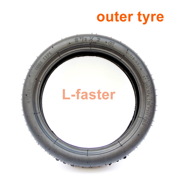 Outer tyre