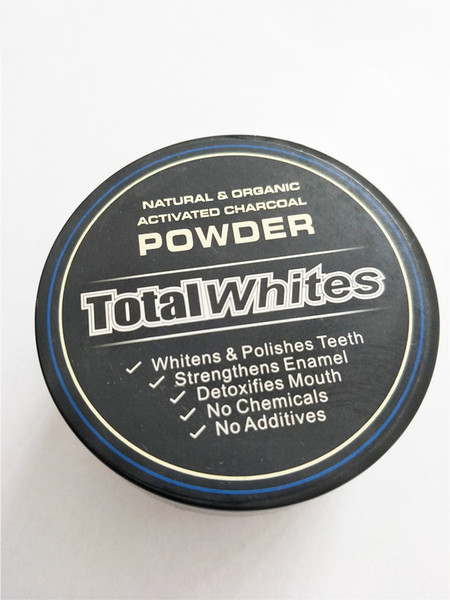 best selling 2017 New 100% Natural Tooth Teeth Whitening Activated Organic Charcoal Smile Powder Whitener Tooth care kit Decontamination by dhl