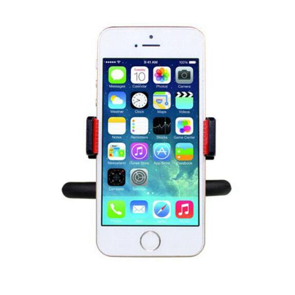 Universal Multifuncional Car Auto 360 grados de rotación CD Mount Slot Phone Holder Car Styling Accesorios para iphone teléfono celular