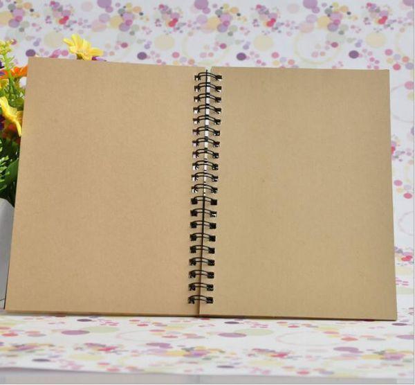 brown cover/brown inner sheet