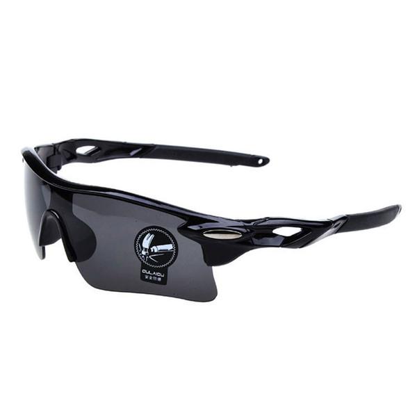 2018 NEW Men Sunglasses UV400 Outdoor Sports Eyewear High Quality climb bicycle Sun Glasses Mountain Glasses gafas de sol
