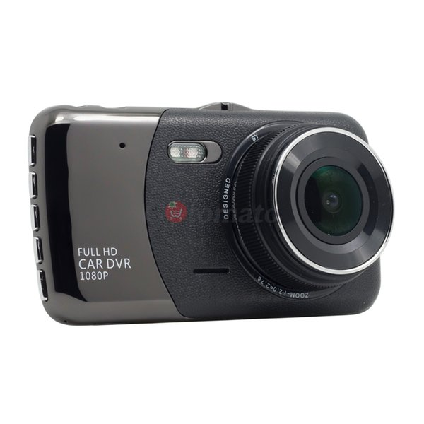 4.0 Inch IPS HD Screen Dual Camera Car DVR Full HD 1920*1080P 2 Lens Car Camera Video Recorder 2 LED Night Vision