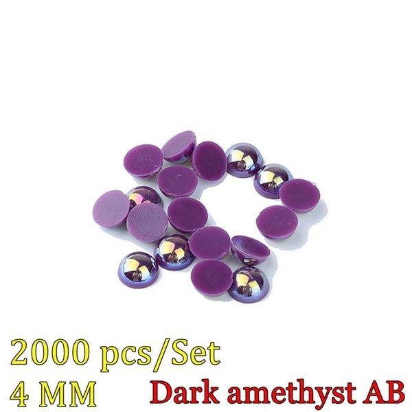 Dark amethyst AB
