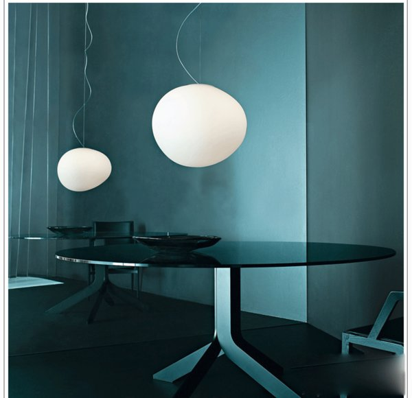 Free shipping Fashion Italy Design By Ferrucio Laviani Foscarini LARGE GREGG SUSPENSION Pendant Lights Lighting Fixture