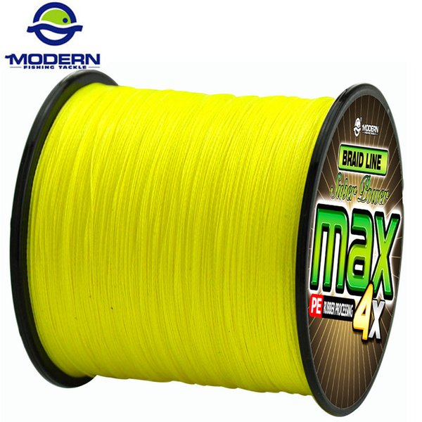 japan multifilament 300M MODERN Braided Carp Fishing Line Super Strong Japan Multifilament PE Fishing Rope 4 Strands Braided Wires 8 to 80LB