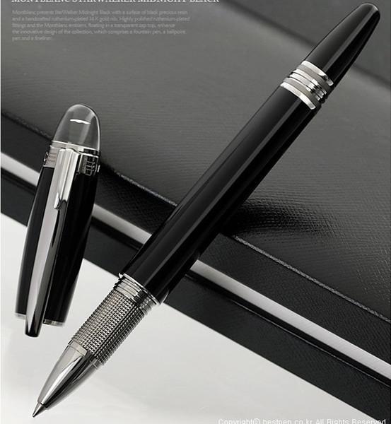 Precio al por mayor monte Star Walker bolígrafo / Roller bolígrafo / Estilográfica oficina papelería de lujo Escribir bolígrafos Regalo