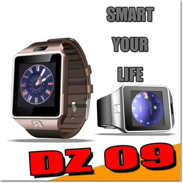 DZ09 Smart Watch Top Smart Wrist watches 1.56 inch Cheap SmartWatches DZ09 Support SIM Card TF card For cellphone With good battery