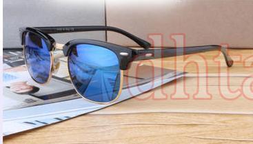 nouveaux classiques de l'été de mode hommes ou femmes populaires populaires lunettes de soleil en plein air plage lunettes de soleil lunettes de conduite 9 couleurs A +++ livraison gratuite