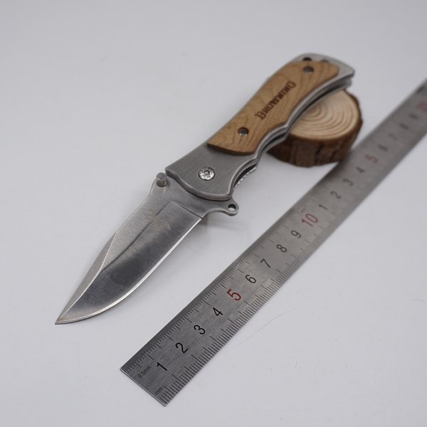 Small 339 White Browning knives