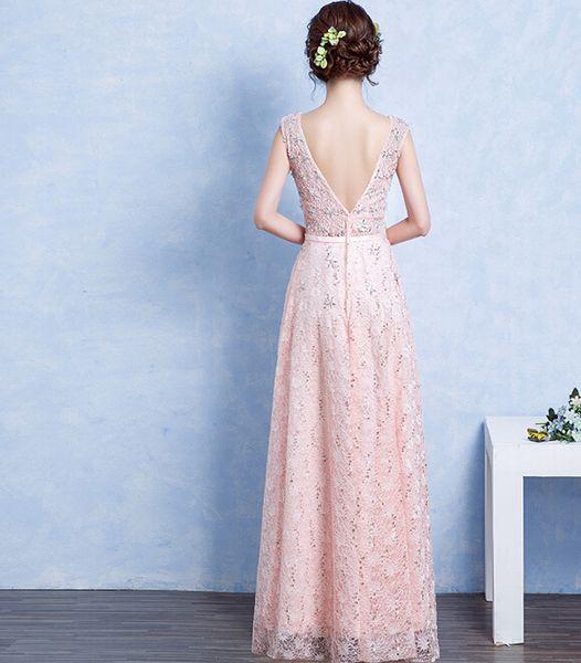 Hot Evening Dress 2016 New Slim Bride Wedding Banquet Toast Dress ...