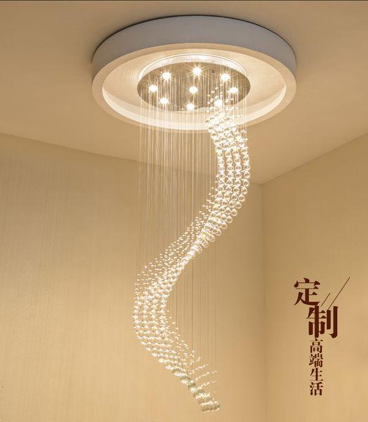 Compre Lámparas Colgantes Para El Comedor Lámpara Colgante Luces Colgantes  Modernas Para Escaleras En Espiral Luces Colgantes Para Comedores Luces ...