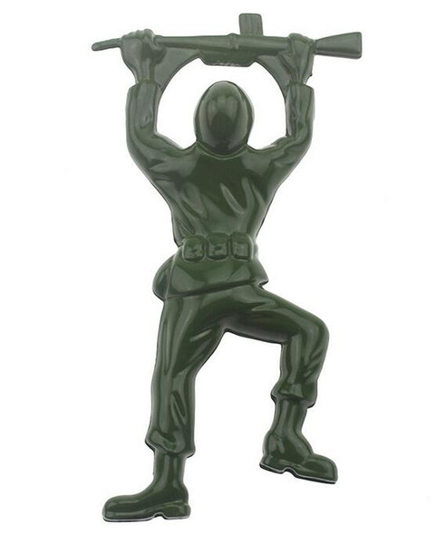 Green Army Man Bottle Opener Fun Unique Gifts for Men portable Cool Beer Gifts Bar Tool Men Creative Beer Opener free shipping