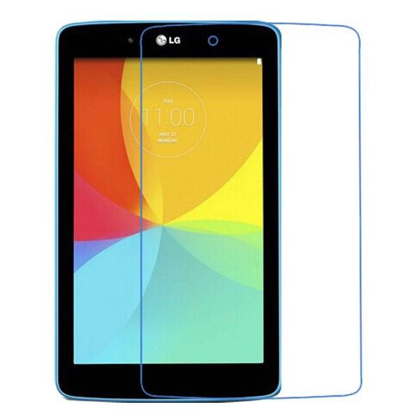 "Wholesale- Clear LCD Screen Protector Protective Film for LG G Pad 8.0 V480 V490 Gpad 8"" Tablet + Alcohol Cloth + Clean Cloth"