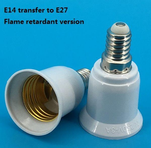 E14 to E27