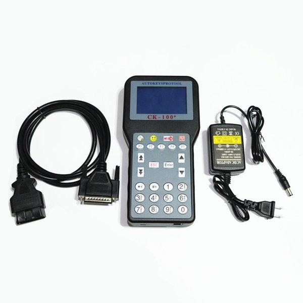 Programmeur de clé automatique 2019 ck100 v99.99 la version de mise à jour clé outil pro suppot presque tous les véhicules