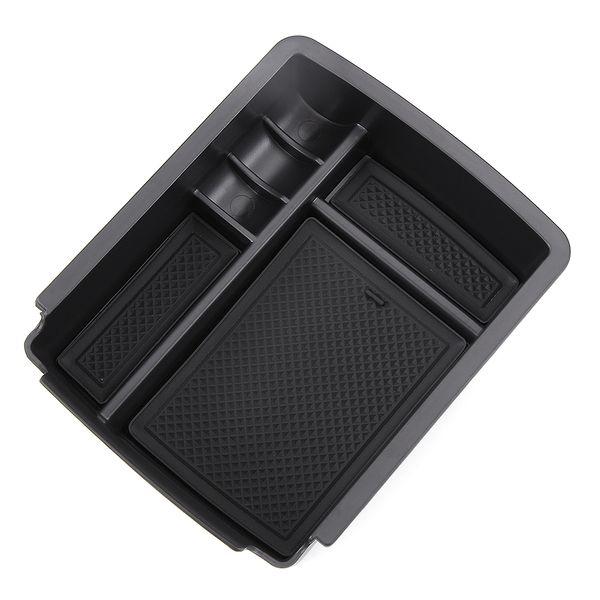 top popular High Quality Central Storage Pallet Armrest Container Box for VW Golf 7 MK7 VII 2013 2014 2019