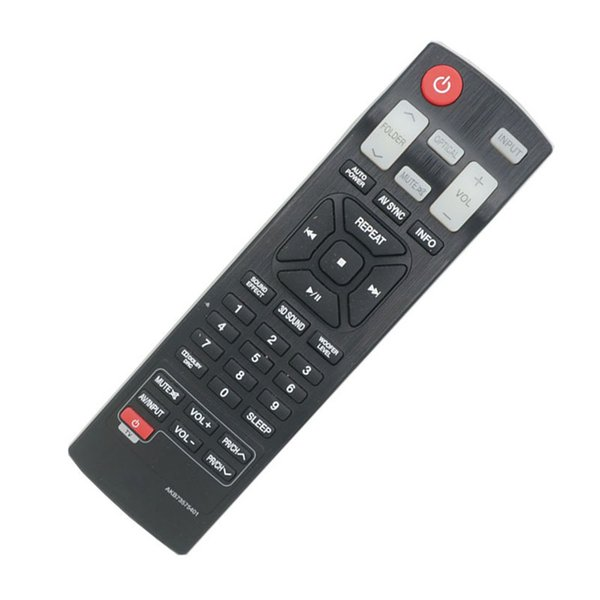 Wholesale- Remote Control For LG AKB73575401 NB3520A Wireless Surround Sound Bar System ferr shipping