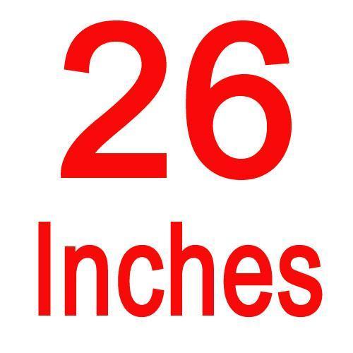 26 Inch
