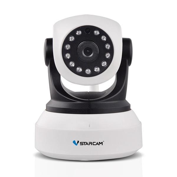 VStarcam C7824WIP IP Camera HD 720P WiFi IR-Cut Night Vision Audio Recording Wireless Surveillance Network CCTV Camera Indoor Baby Monitor