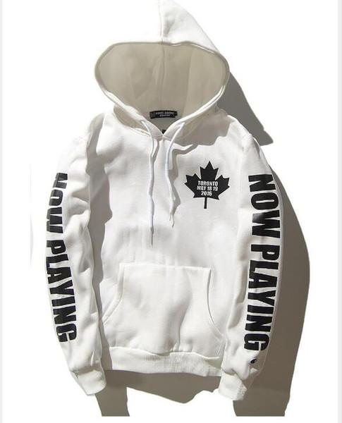 Justin Bieber Purpose Tour Hoodie Sweatshirt Free Shipping Canada Flag Nomad Fashion Men Hoodies Purpose Tour Clothes