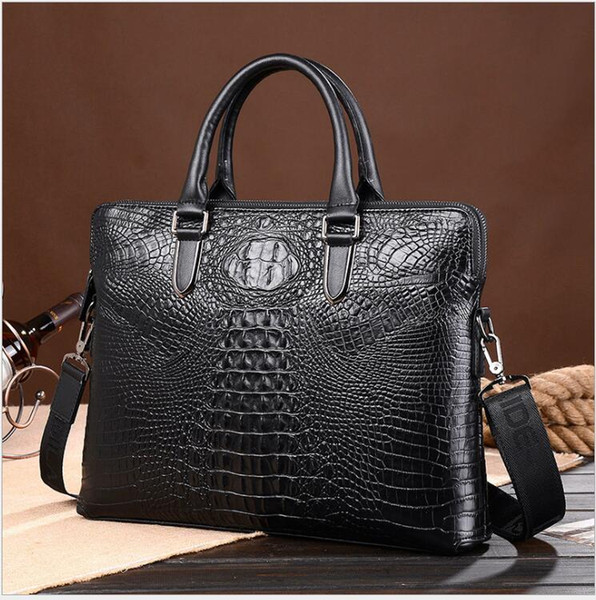 Hot selling men briefcases men designer bags fashion bags men handbags with PU totes bag free shipping