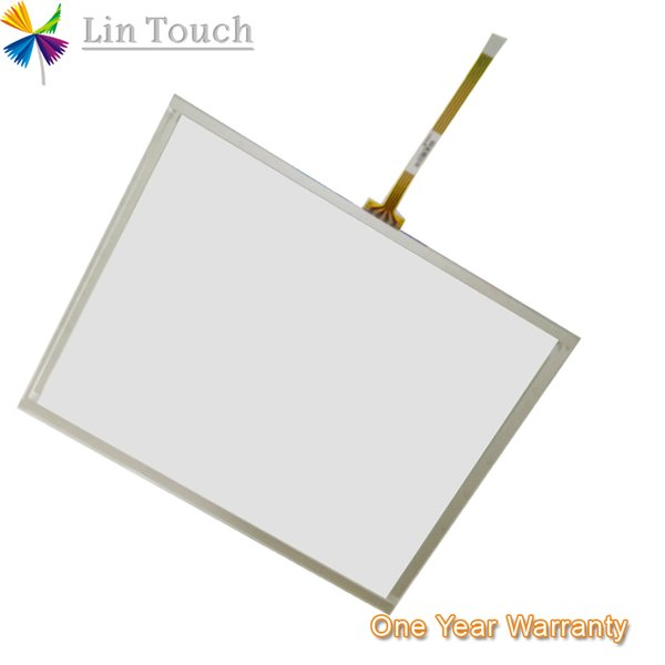 NEW AMT 9556 AMT-9556 AMT9556 4Pin 8Inch HMI PLC touch screen panel membrane touchscreen Used to repair touchscreen