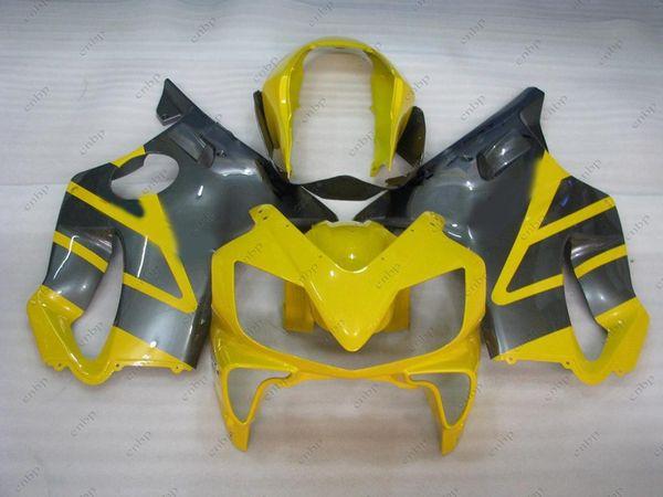 Body Kits CBR600 F4i 06 07 Fairing Kits CBR 600 2007 Yellow Black Bodywork CBR600F4i 2005 2003 - 2007