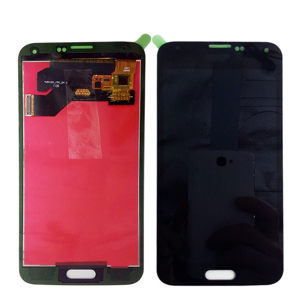 A+ Quality LCD For Samsung Galaxy S5 SM-G900 SM-G900F G900 LCD Screen Display with Touch Screen Digitizer Assembly