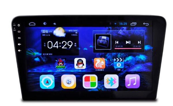 10.2inch Android 6.0 Car Dvd Gps Navi Audio for VW SANTANA 2013 ----- 1024*600 OBD 1GB Wifi 3G support Original Steering wheel
