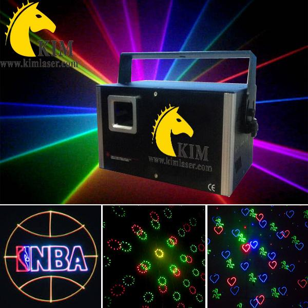 Disco 2W RGB ILDA laser with SD card fireworks beam light for dj lights/club/holiday light/stage lighting/dj equipment