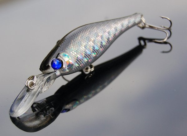 2017 NEW 2Pcs High Quality Japan Fishing Lure Minnow Crankbait Hard Bait Fishing Tackle Wobbler Pesca Isca Artificial 85mm 6.5g