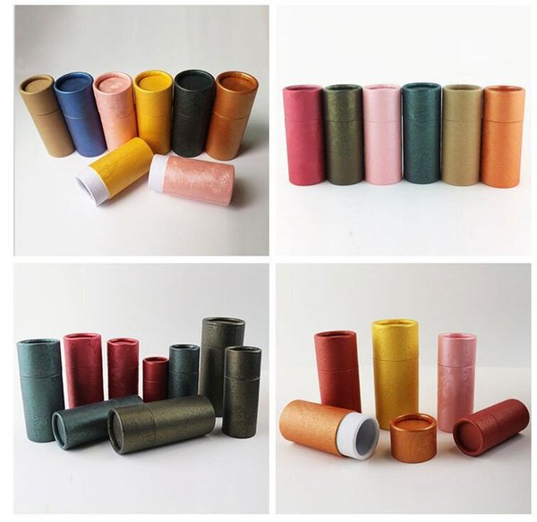 20ml glass dropper oilbottle packaging box kraft paper packaging 20ml glass dropper oilbottle packaging box kraft paper packaging tube round small cardboard box recyclable brown negle Image collections