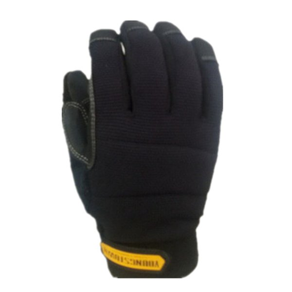best selling 100% Waterproof and Windproof, Durable, Dexterous, Comfortable and Warm winter work glove(Large Black)