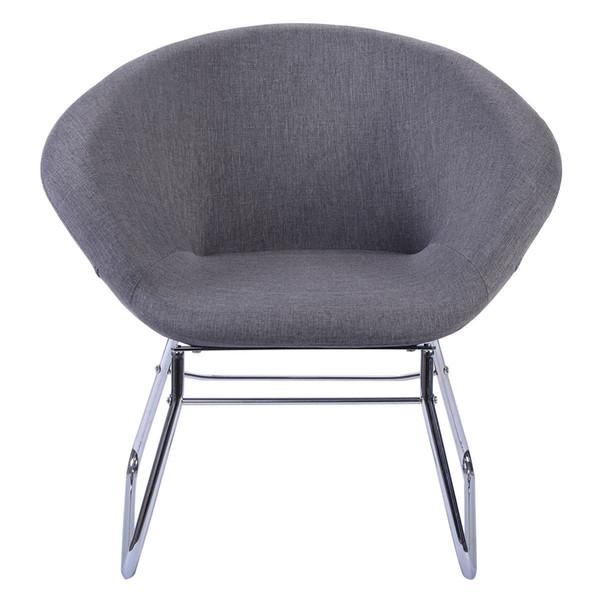 Fantastic 2019 New Modern Gray Accent Chair Leisure Arm Sofa Camellatalisay Diy Chair Ideas Camellatalisaycom