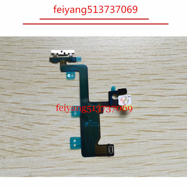 100pcs 100%Original or High quality For iPhone 6 4.7inch Power Button On/Off Button Flex Cable