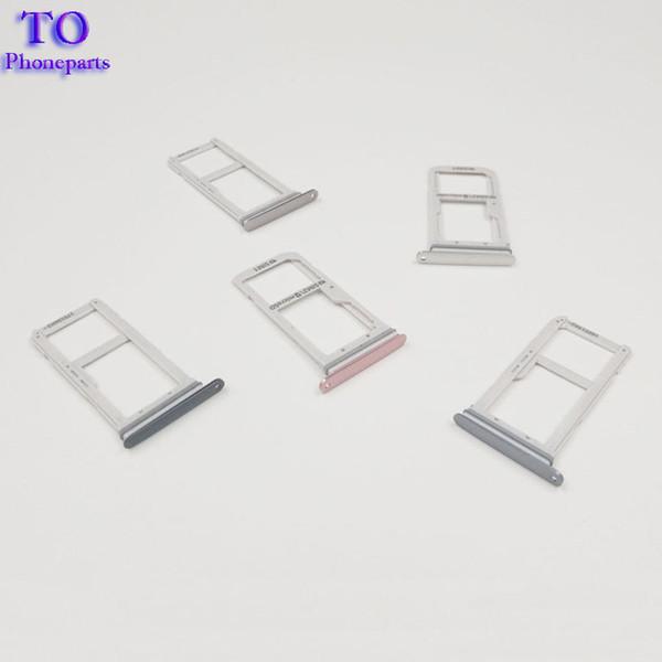 Dual Single S7 G930f SIM Kartenleser Halter Sim Tray Für Samsung Galaxy S7 Edge G935F SIM Karten Slot Tray Holder