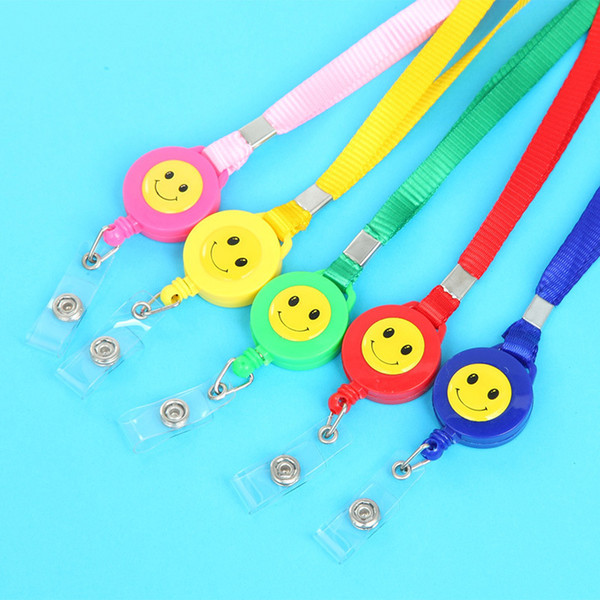 Color expansion easy Lanyard Mobile phone pendant buckle buckle nylon sling stretch stretch