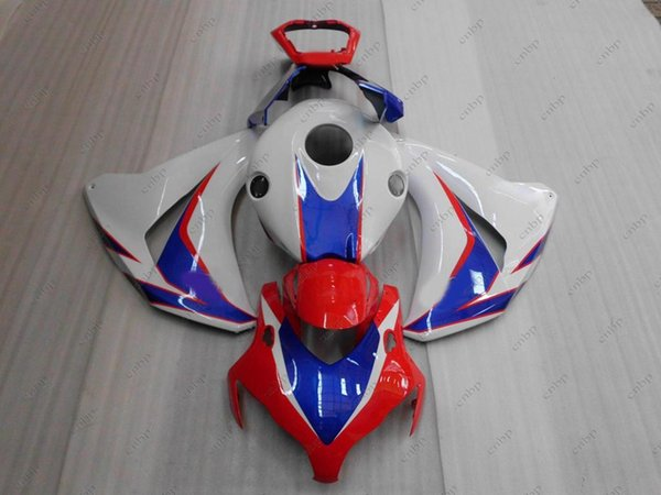 Body Kits for Honda Cbr1000 RR 2009 ABS Fairing CBR1000 RR 2008 White Red Bodywork Fireblade 08 09 2008 - 2011