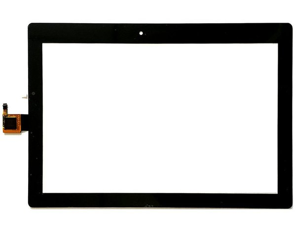 Reemplazo de cristal digitalizador de pantalla táctil de alta calidad al por mayor para herramientas gratuitas Lenovo Tab 2 A10-30