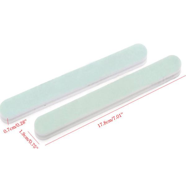 Wholesale- 5pcs/lot Nail Art Sanding Files Polish Acrylic Block Buffer Durable Manicure Tools #UY283#