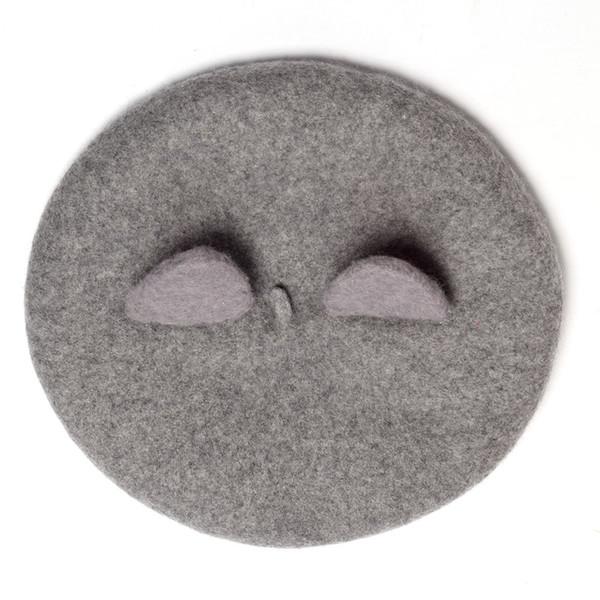 Cat Ears Gray