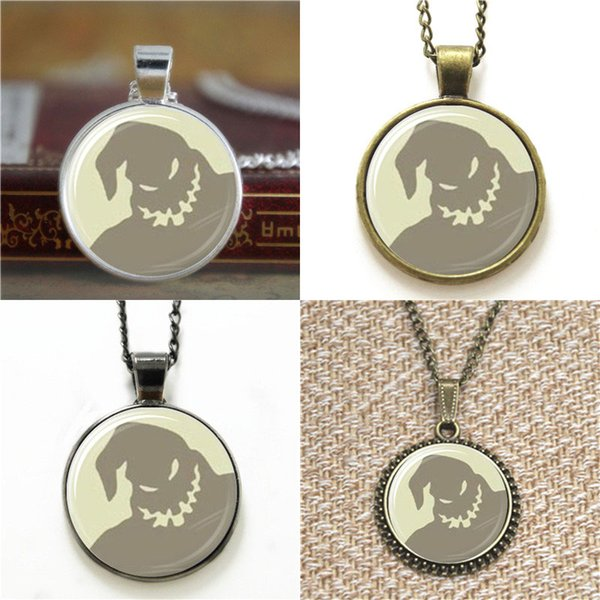 10pcs The Nightmare Before Christmas Pendant Necklace keyring bookmark cufflink earring bracelet