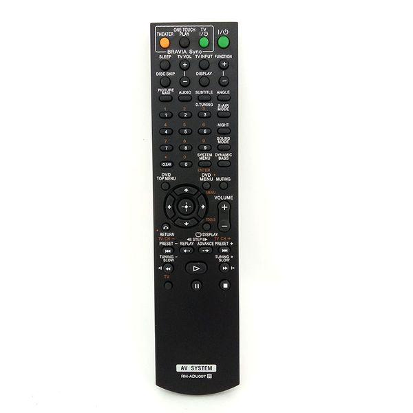 Wholesale- NEW Remote Control For Sony DAV-HDX279W RM-ADU007 DAV-HDX576W DAV-HDX277WC DAVHDX274 DAVHDX275 AV System RMADU007 Fernbedieung
