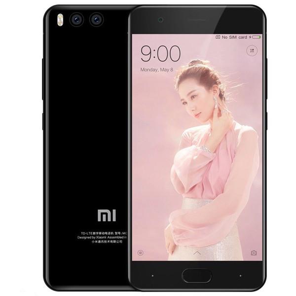 Orijinal Xiaomi Mi6 Mi 6 4G LTE Cep Telefonu 6 GB RAM 64 GB 128 GB ROM Snapdragon 835 Sekiz Çekirdekli Android 5.15
