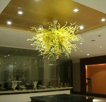 Mini Italian Style Flower Chandelier Pure Blown Glass Hot Sale Energy Saving Modern Murano Mini Crystal