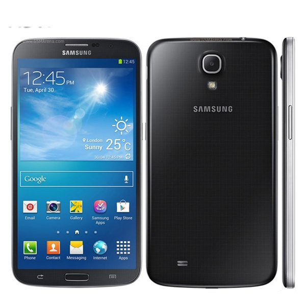 best selling Refurbished Samsung Galaxy Mega 6.3 I9200 I9205 Cell Phones 6.3Inch Screen Dual Core 16G ROM 8.0MP Unlocked Original LCD