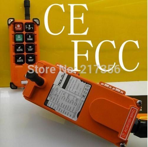 Vente en gros-F21-E1B (comprend 2 émetteurs et 1 récepteur) Télécommande de grue