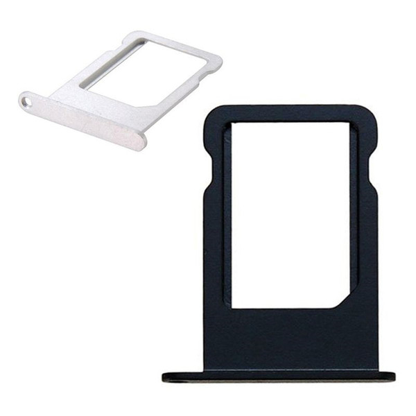 High Quality Sim Card Tray for iPhone 4 4s 5 5G 5s Sim Card Slot Holder Repair Parts Free DHL
