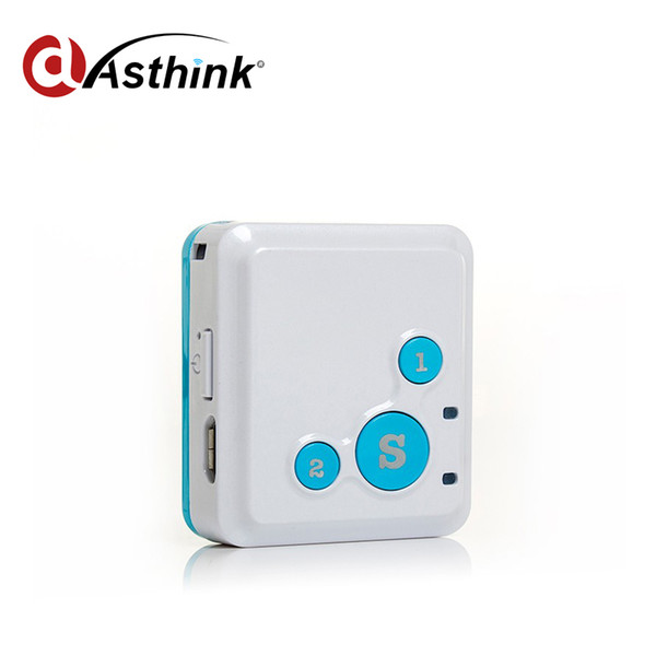 Small kids GPS Tracker V16 Handheld Mini Tracker SOS Alarm Low Power Consumption Chip Fast Postioning 360degree Tracking way Geo-fence